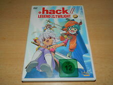 ANIME DVD - Hack // Legend of the Twilight - Vol. 1 - Episoden 1 bis 4 - TOP