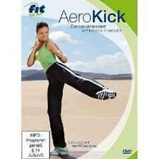 AEROKICK-CARDIO-WORKOUT-FIT FOR FUN DVD FITNESS NEU