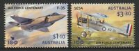 Australia 2921 : Royal Air Force Centenary - Design Set. Mint Never Hinged