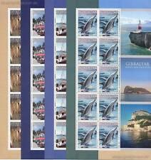Europa CEPT 2004 vacanze-Gibilterra 1064-67 piccoli archi **