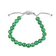 DAVID YURMAN Women's Green Onyx Spiritual Bead Bracelet $395 NEW