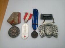 Medals joblot number 11
