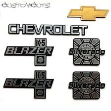 Chevrolet Blazer K5 Embleme f. Vaterra Ascender Scaler Chevy 1:8 1:10 RC