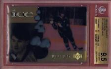 1998-99 MCDONALD'S UPPER DECK ICE JAROMIR JAGR #11 BGS 9.5 UD GEM MINT