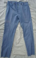 Civil War Uniform Light Blue Pants Union Artillery Battery Reenactor 40 x 37 B