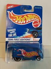 1996 Hot Wheels VW Drag Bus First Edition