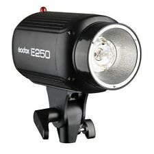 Godox E250 Mini PRO Photo Studio Strobe Flash Lighting Lamp Head 250W 100V~120V