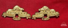 Vancouver Regiment Collar Badge Pair (inv11113)