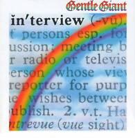 GENTLE GIANT - IN'TERVIEW (1973/2009) Prog Rock RARE CD Jewel Case+FREE GIFT