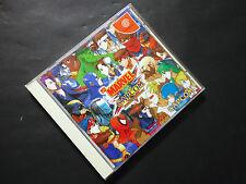 MARVEL vs CAPCOM Sega Dreamcast JAPAN Good.Condition !