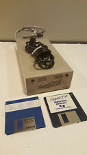 Atari Supra Hard Disk Drive -2 Disks Powers up 20MB AS-IS Vintage ST Miniscribe