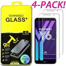 4X Tempered Glass Film Screen Protector For Huawei P20 Mate 20 Pro/Lite P Smart
