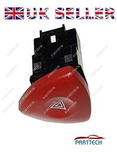 Renault Laguna MK2 MK3 Onwards 2001 HAZARD WARNING LIGHT - EMERGENCY- SWITCH NEW