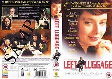 Left Luggage, Isabella Rossellini Video Promo Sample Sleeve/Cover #14245