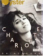 Charlotte Gainsbourg  Tati Cotliar  Anais Pouliot  Amanda Lear - OYSTER MAGAZINE