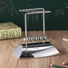 Newton Cradle Endless Entertainment Steel Balance Balls Physics Pendulum