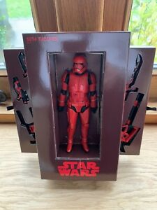 """Star Wars the Black Series 6"""" Acrtion Figure Sith Trooper SDCC Exclusive - MISB"""