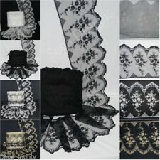 Crafts By the Metre Lace Fabric