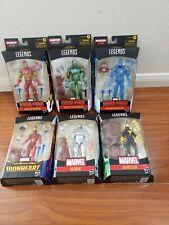 Marvel Legends Baf Ursa Major Darkstar, Modular, Hologram, Ultron, Vault...