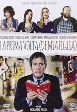 Dvd LA PRIMA VOLTA DI MIA FIGLIA - (2014) Fabrizia Sacchi/Riccardo Rossi ..NUOVO