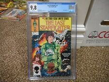 The Last Starfighter 1 cgc 9.8 Marvel 1984 movie WHITE pgs star wars COOL aliens