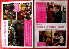 PANIC IN NEEDLE PARK 1971 AL PACINO KITTY WINN ALAN VINT 2X UNIQUE EXYU POSTER