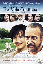 Blu-ray E A Vida Continua [Chico Xavier] [English+Spanish+Italian+French+German]