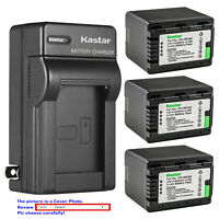 Kastar Battery AC Wall Charger for Panasonic VW-VBK360 & HDC-TM90 HDC-TM90GK