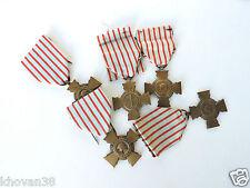 Médaille Croix du combattant  1914 - 1918   French  Medal