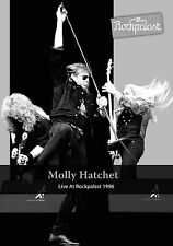 MOLLY HATCHET New Sealed LIVE 2007 CONCERT DVD