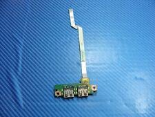 "Acer Aspire V3-471 14"" Genuine Dual USB Port Board w/Cable DAZQSATB6C0 ER*"