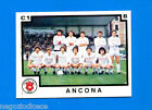 CALCIATORI PANINI 1982-83 - Figurina-Sticker n. 475 - SQUADRA ANCONA -Rec