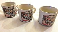 Coffee Cup1994 Soup Campbells Kids Replica 1910 Souvenir Postcard (Lot of 3) VTG