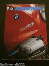 MOTORCYCLING - THE BMW CLUB JOURNAL - JULY 1995