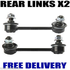 For MITSUBISHI PAJERO 3.2 TD 3.5I REAR STABILISER ANTI ROLL BAR DROP LINKS PAIR
