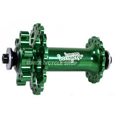 Circus Monkey HDW2 MTB Front Disc Hub,24 Hole,Green