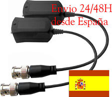 UTP Video Balun Transmisor Receptor DVR Con Cable Video Grabador