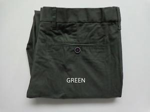 Ex M&S Regular Fit Active Waist Pure Cotton Stormwear Chinos 8 Cols 30-44 BNWOT!