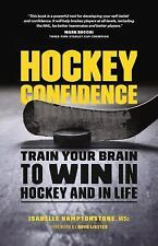 HOCKEY CONFIDENCE - HAMPTONSTONE, ISABELLE - NEW PAPERBACK BOOK