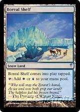 BOREAL SHELF Coldsnap MTG Snow Land Unc