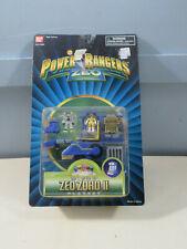 Bandai  Power Rangers Micro Zeo Zord II Playset MOC SEALED