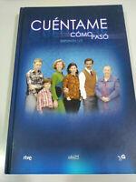 CUENTAME COMO PASO TEMPORADAS 1 y 2 COMPLETAS 12 x DVD EDICION LUJO LIBRO