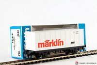 MARKLIN 4481 - H0 1:87 - Carro merci container DB commemorativo Marklin modello