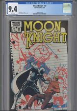Moon Knight #26 CGC 9.4 1982 Marvel Comics Doug Moench Story