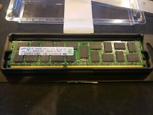 16GB Samsung (2x8GB) 240-Pin DDR3 SDRAM DIMM ECC Registered M393B1K70DH0-YH9Q8