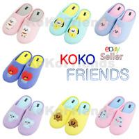 BTS BT21 Official Baby Character Indoor Soft Slipper KPOP Item Merch Authentic