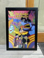 BEATLES YELLOW SUBMARINE 3D LENTICULAR  POSTER LICENSED PHOTO PICTURE