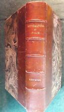 Psychiatrie : Paul VOIVENEL, Littérature et Folie (Toulouse, 1908).
