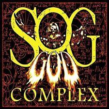 SOG - GOD COMPLEX   CD NEU