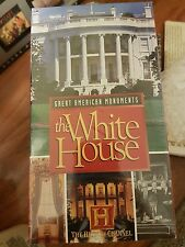 Great American Monuments - The White House (VHS, 1995)